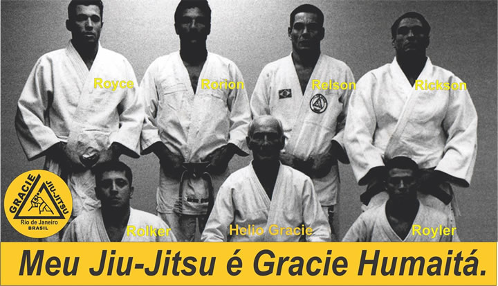 beginning of the gracie dynasty