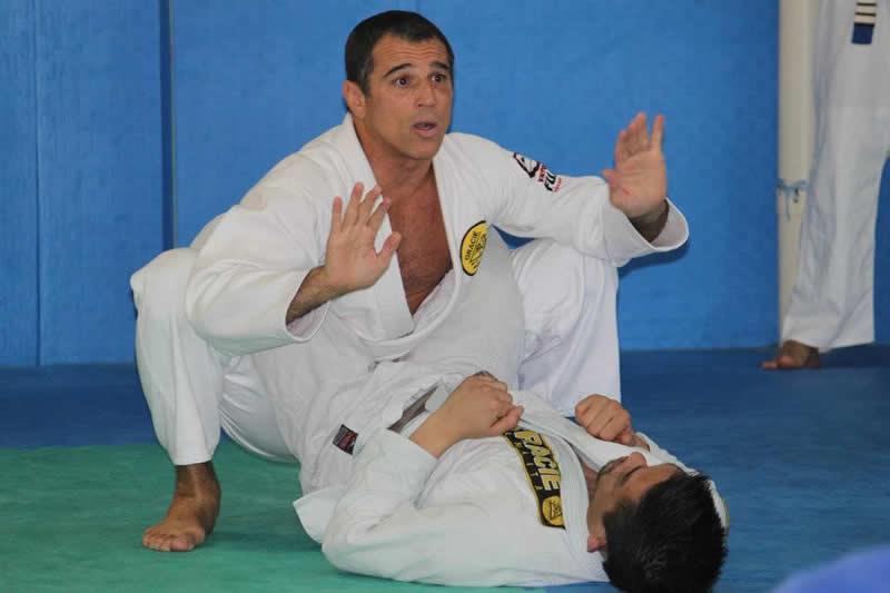 gracie jiu jitsu royler gracie
