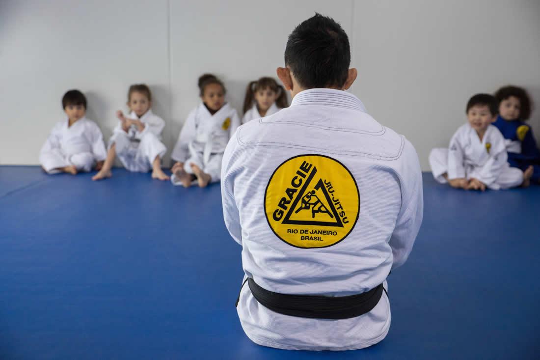 gracie miranda brazilian jiu jitsu kids