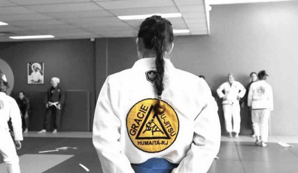 gracie miranda dojo girl back brazilian jiu jitsu