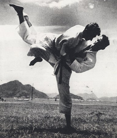 the birth of gracie jiu jitsu