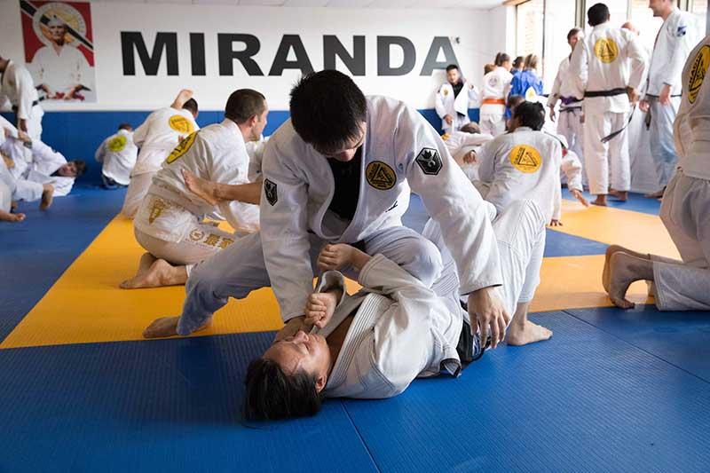 gracie miranda brazilian jiu jitsu grand opening