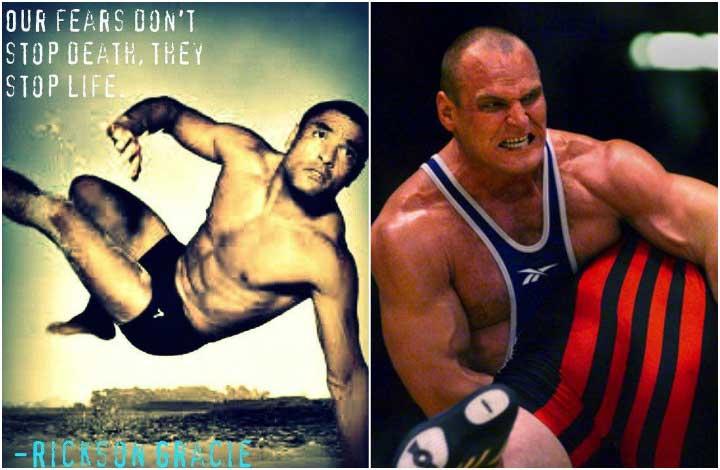 bjj vs wrestling